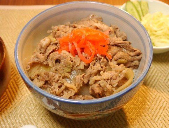 Make your own Yoshinoya beef bowl at home7