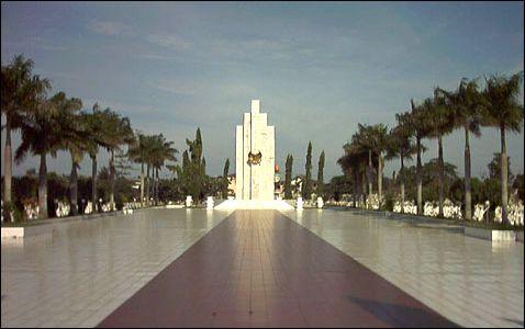 Taman Makam Pahlawan di Medan, Sumatera Utara