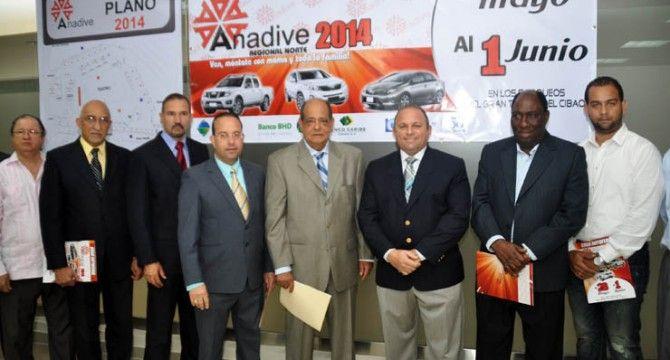 Anadive Realizará Feria De Autos En Región Del Cibao