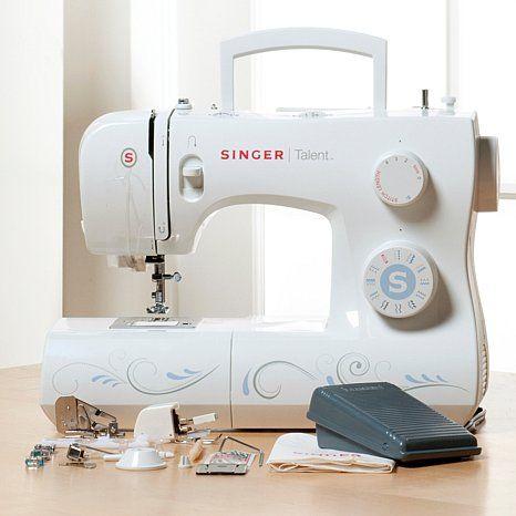 Singer® Talent 23-Stitch Sewing Machine