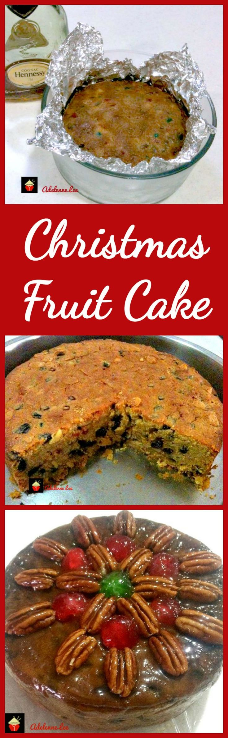 Christmas Fruit Cake. This is a wonderful recipe and easy too! Now is the time…