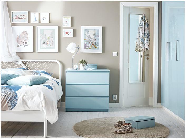 The 25+ Best Ikea Small Bedroom Ideas On Pinterest | Small Bedroom  Inspiration, Bedroom Decor For Small Rooms And Bedroom Ideas For Small Rooms