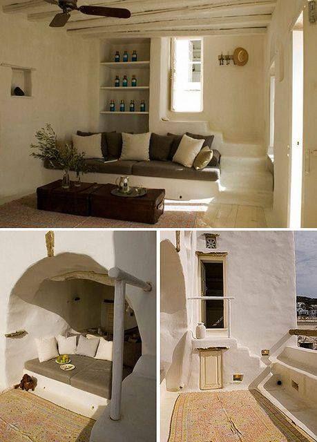 Greek Islands Architecture