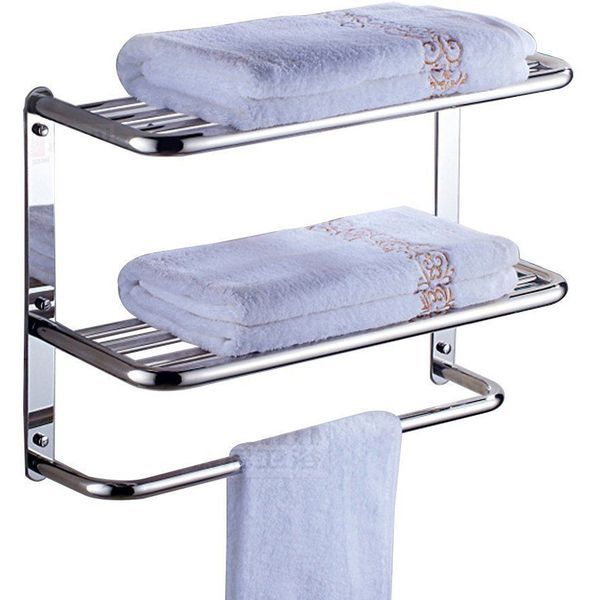 6 Best Hotel Style Towel Racks Of 2020 With Images Bathroom