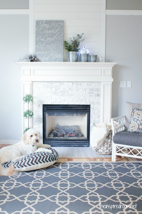 how to how to whitewash stone fireplace : Best 25+ White stone fireplaces ideas on Pinterest | Stone ...