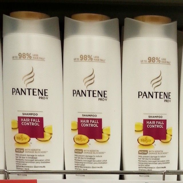 Pantene Pro-v Shampoo Hair Fall Control 340ml