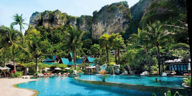 Hotel Centara Grand Beach Resort & Villas Krabi - Krabi, Tajlandia - Wczasy | ITAKA
