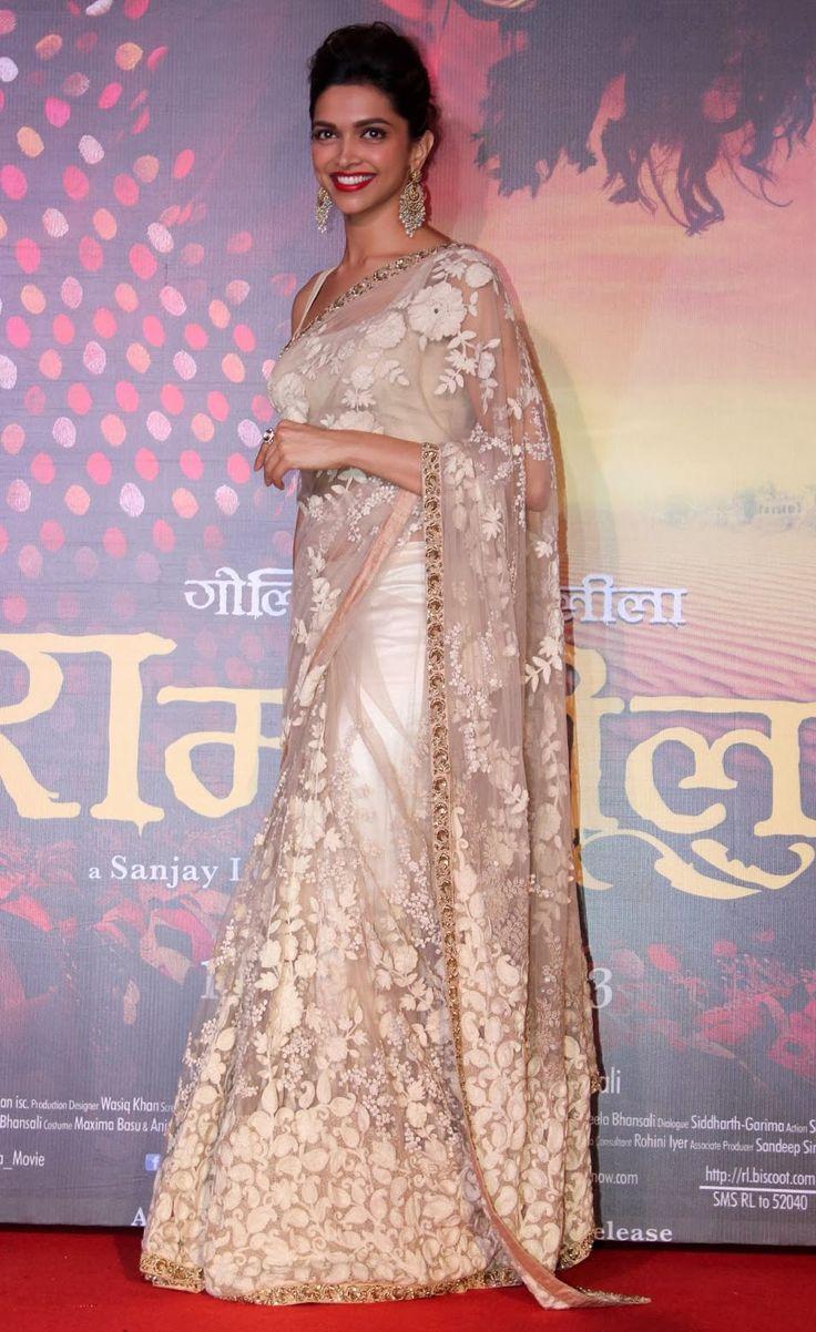 white sari - Google Search