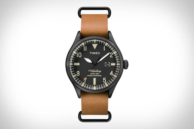 Timex Waterbury Watch