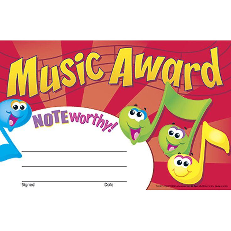 AWARDS MUSIC AWARD
