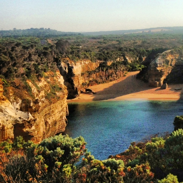 Loch Ard Gorge has to be one of the most spectacular coastal areas on the planet!