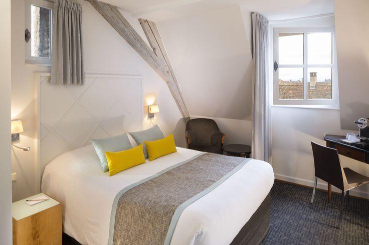 So cosy...at Hotel Le Colombier in Colmar