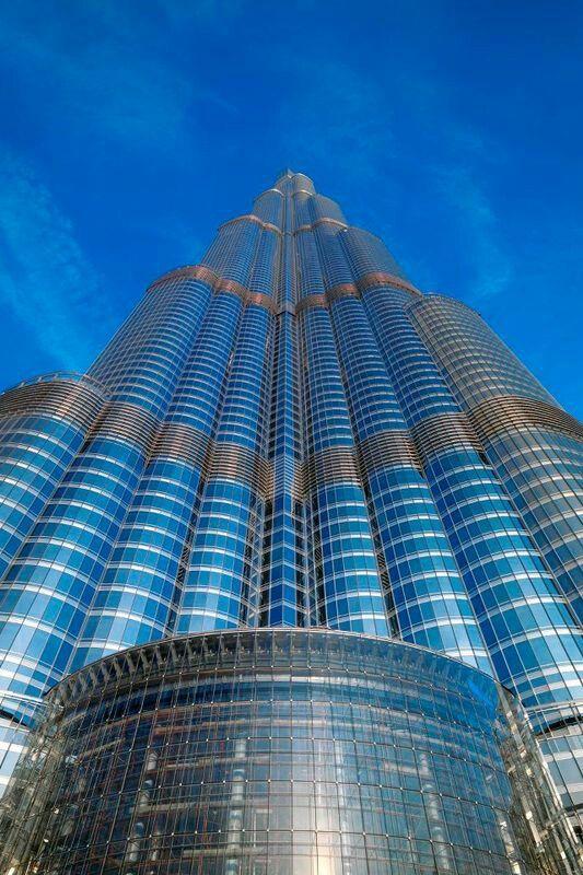 Blue Burj