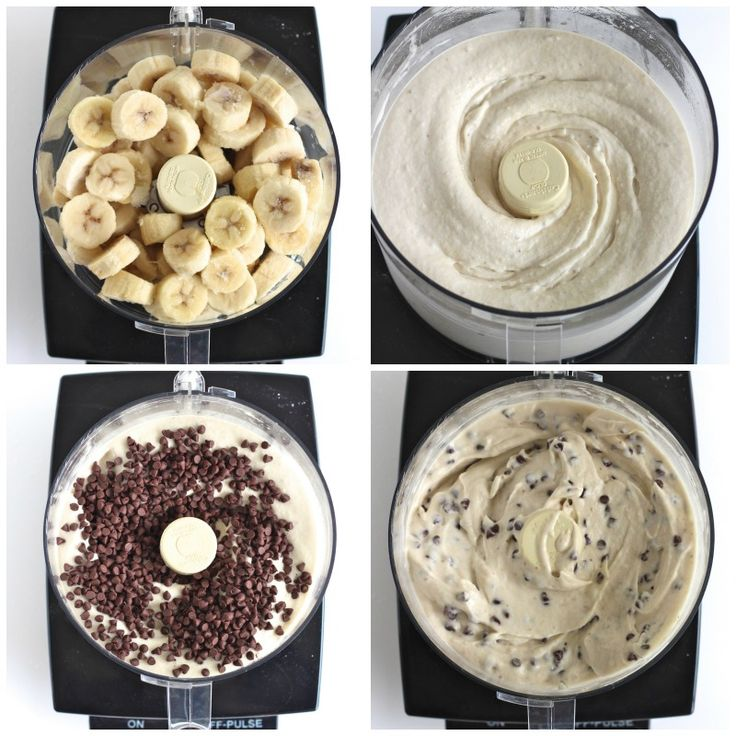 La «Nice cream» est vraiment à la mode ces temps-ci, et avec raison! Le résultat ressemble énormément à de la crème glacée molle, c'est vraiment à s'y méprendre!…