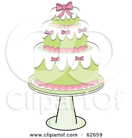 Layer Cake Clip Art