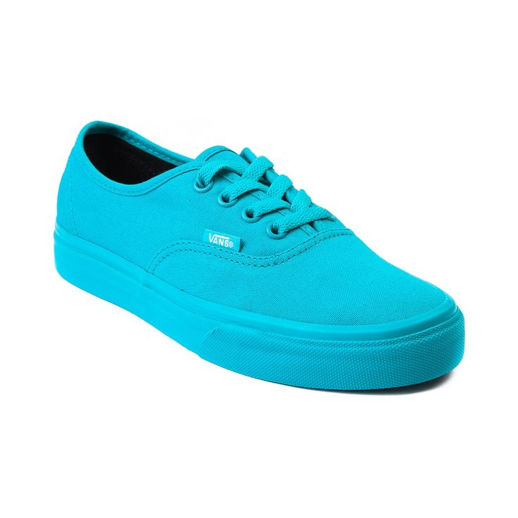 Vans Authentic Skate Shoe from Journeys. Saved to SKATE #blue ...