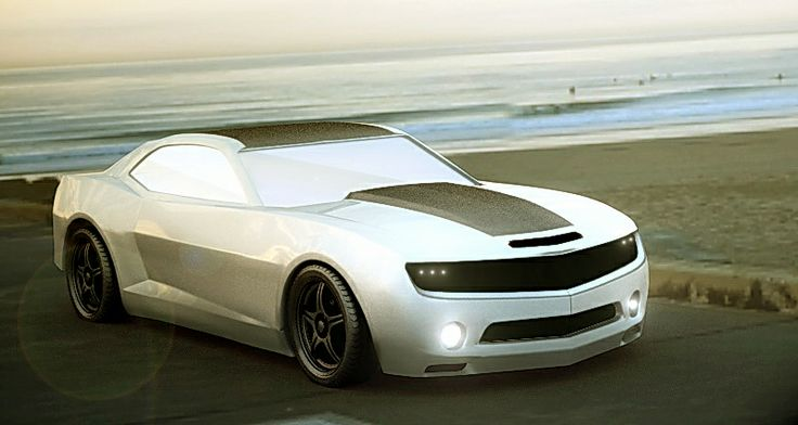 3d model Chevrolet Camaro | Freelancers 3D