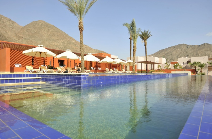 Club Med Sinai Bay - voor een luxe all inclusive vakantie in Taba - Egypte