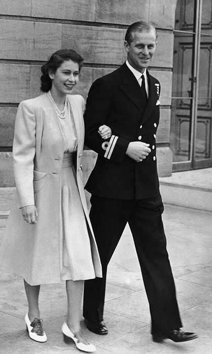 The Queen and Prince Philip celebrate 70th anniversary of their engagement | HELLO! Canada
