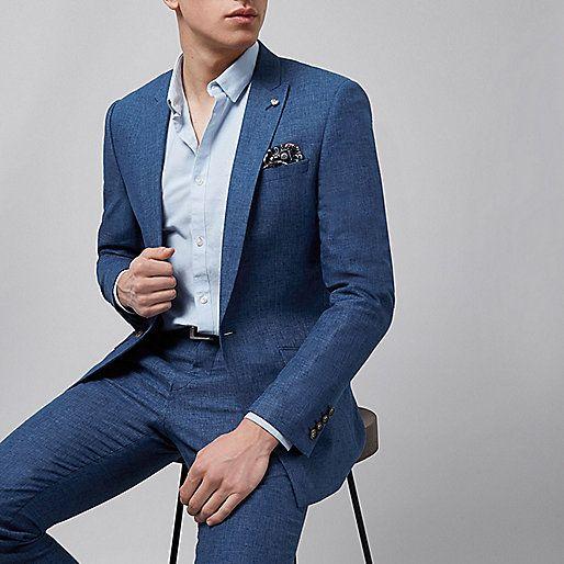 Best 25  Blue linen suit ideas on Pinterest   Baby boy sun hat ...