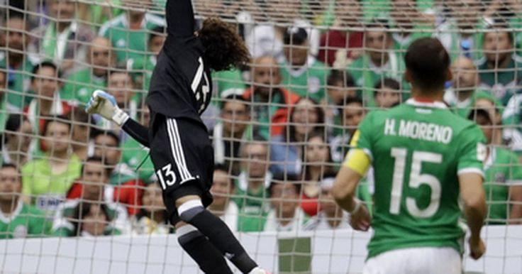 MEXICO CITY (AP) Michael Bradley watched Hector Moreno pass the ball to Javier Hernandez in the center circle and thought back to the videos he had seen of the Mexican star pushing the ball back as part of Mexico's playmaking. So ever before Chicharito tapped the ball toward Hector Herrera,...