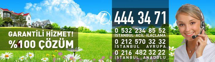 Böcek İlaçllama | İstanbul Böcek İlaçlama Servisi - http://www.istanbulilaclama.com/bocek-ilaclama/