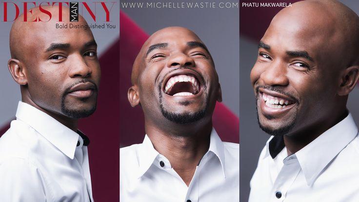 Destiny Man Power 40 Featured Today: Phatu Makwarela
