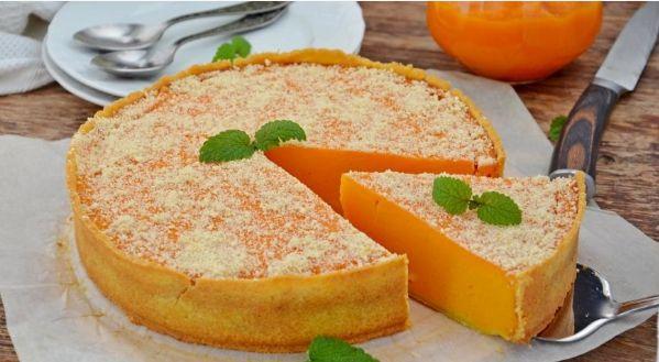 пирог с тыквой и яблоками рецепты #9