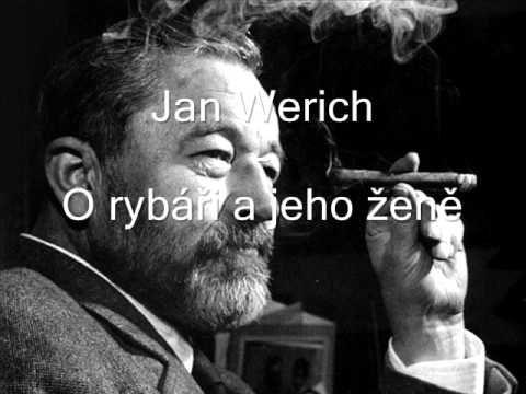 Jan Werich - O rybáři a jeho ženě