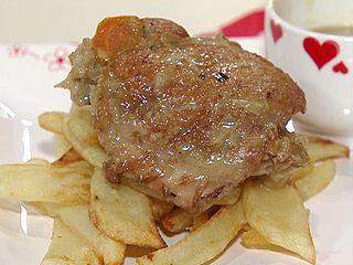 Me comería un Pollo al Cognac ahora!!! :: www.virginiademaria.cl