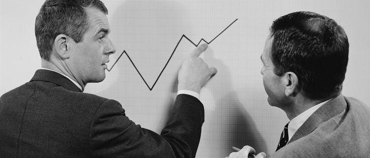 Deze data laten zien hoe de econoom de machtigste wetenschapper werd