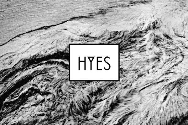 HYES studio - Identity by Jefferson Paganel, via Behance
