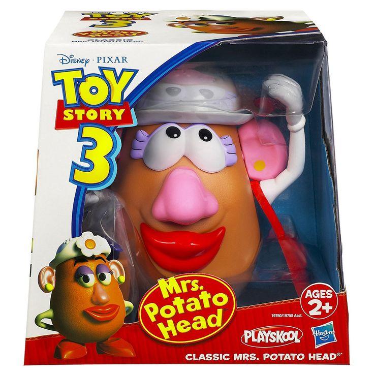 Playskool Toy Story 3 Classic Mrs. Potato Head #MrPotatoHead