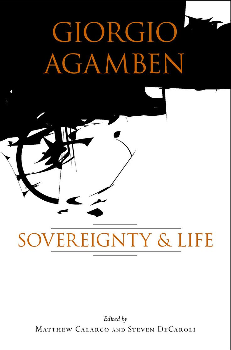 Giorgio Agamben has come to be recognized in recent years as one of the most provocative and imaginative thinkers in contemporary philosophy and political theory. The essays gathered together in this volume shed light on his extensive body of writings and assess the significance of his work for debates across a wide range of fields, including philosophy, political theory, Jewish studies, and animal studies.