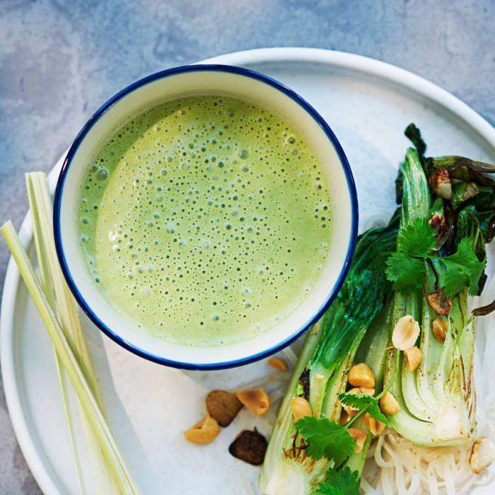 Grön currypasta – recept