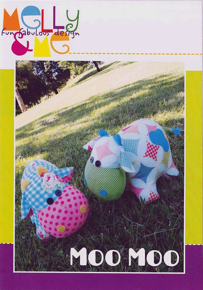 Moo Moo designed by Melly & Me