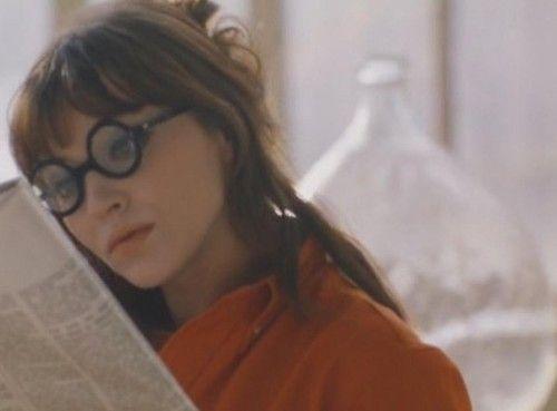 reading glasses optionOrange, Girls Anna, Anna Karina, Mothers, Fashion Style, Jason Wu, Circles Glasses, Hair, Reading Glasses