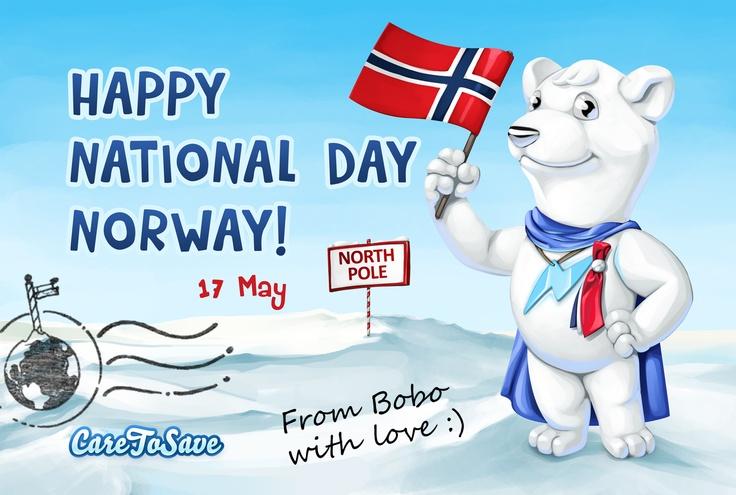 Nappy National Day Norway!!!/ Gratulerer Med Dagen, Norge!!!