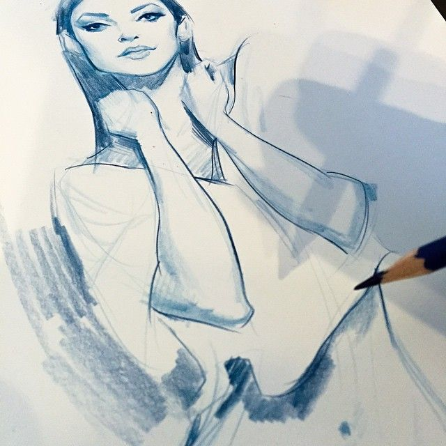 Simon Hayag III @simple_simon Sketch from @dari...Instagram photo | Websta (Webstagram)