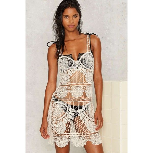 buy chrome hearts sunglasses For Love  amp  Lemons Maldives Crochet Dress  335 AUD