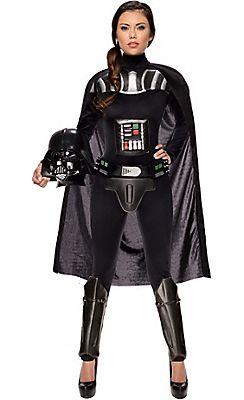 Adult Sassy Darth Vader Costume - Star Wars