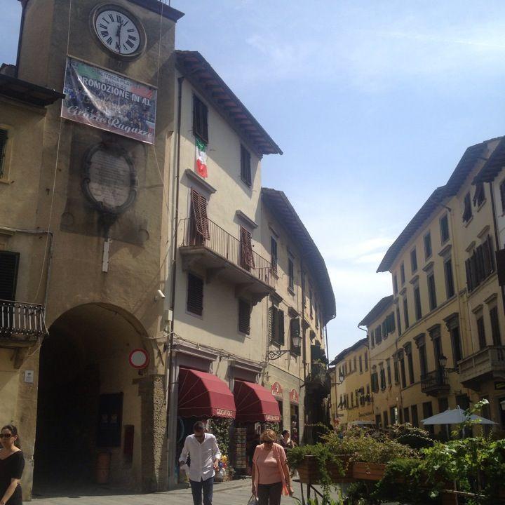 San Casciano in Val Di Pesa nel Toscana