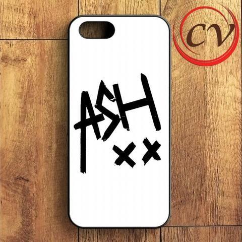 5sos Ashton Irwin Signature iPhone SE Case