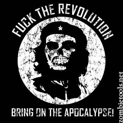 Zombie Che Guevara T-Shirt