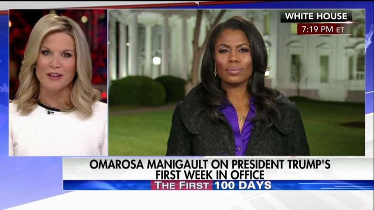 Omarosa Slams 'Fabricated Drama' About Trump's 'Shadow Cabinet ...