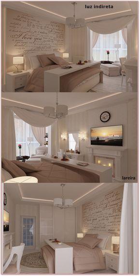 Boa ideia de uma superfície móvel na ponta da cama para servir de apoio para café da manhã, computador, etc.