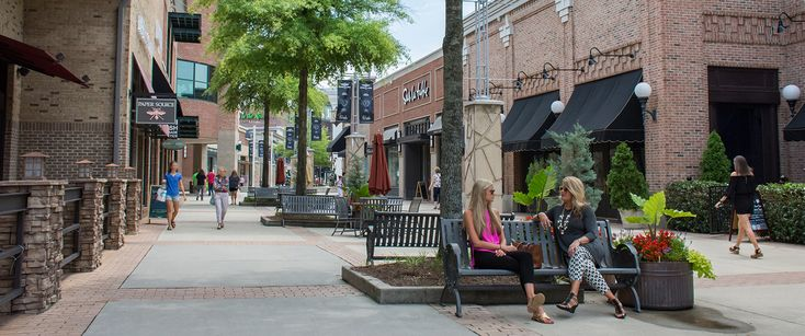 Streets at Southpoint Mall - Durham, NC