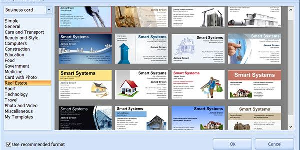 Pin On Business Card Maker Software