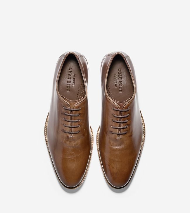 Cole Haan Preston Wholecut Oxford
