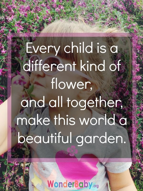 Inspirational Every Child Is Special Quotes Mesgulsinyali